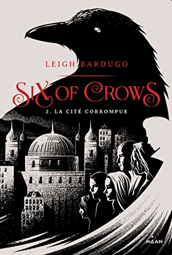 couverture Six of Crows