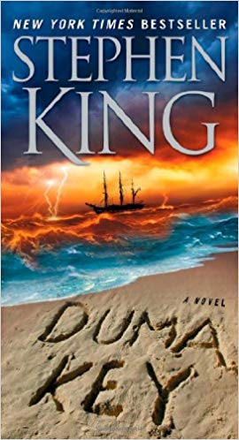 couverture Duma Key de Stephen King