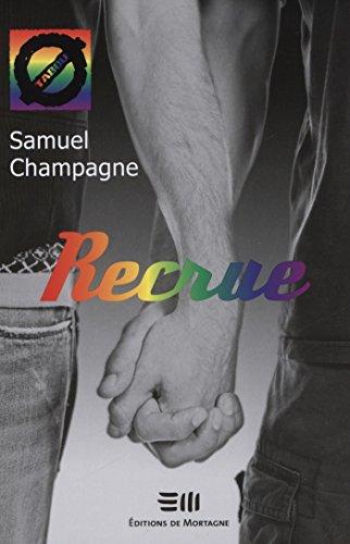couverture de Recrue de Samuel Champagne