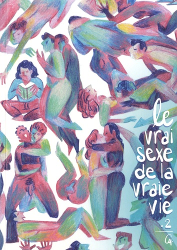 couverture de Le vrai sexe de la vraie vie tome 2 de Cy