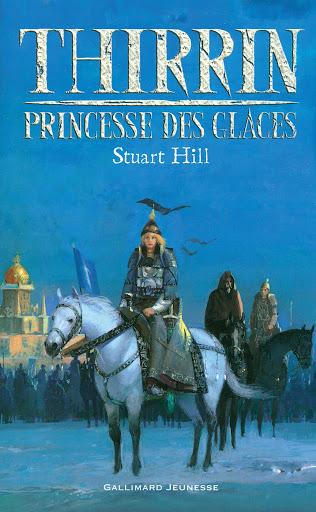 couverture Thirrin, Princesse des glaces de Stuart Hill