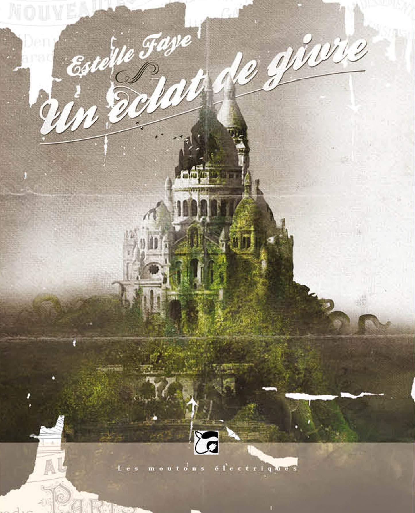 couverture de Un Éclat de Givre de Estelle Faye