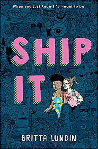 couverture de Ship It de Britta Lundin
