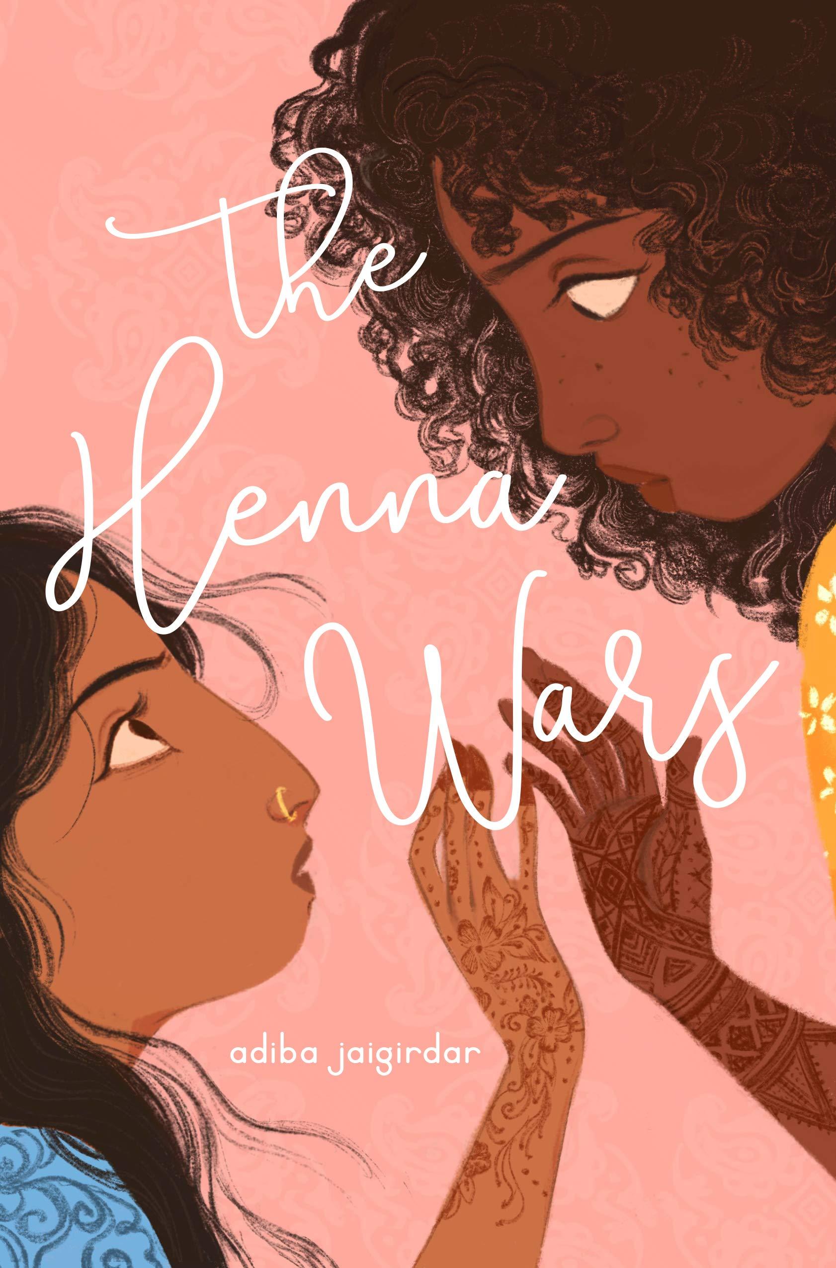 couverture de The Henna Wars d'Adiba Jaigirdar