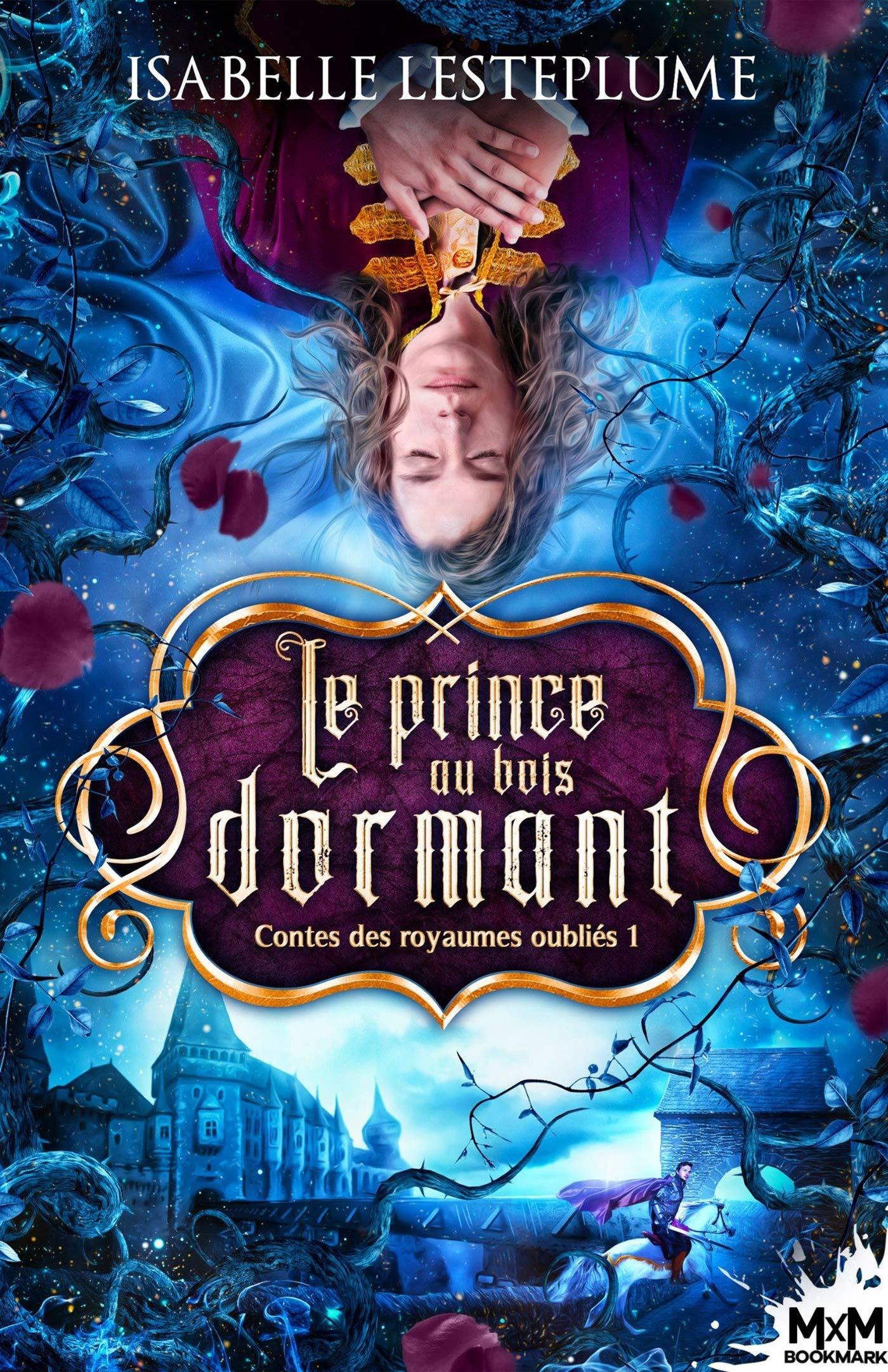 couverture de Le Prince Au Bois Dormant d'Isabelle Lesteplume
