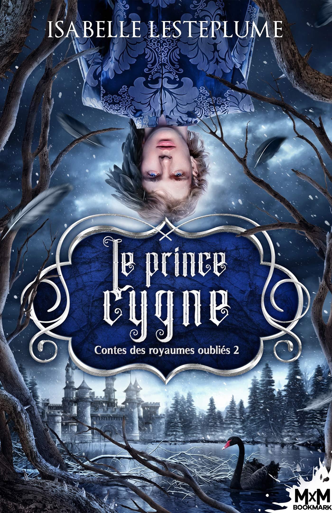 couverture de Le prince cygne d'Isabelle Lesteplume