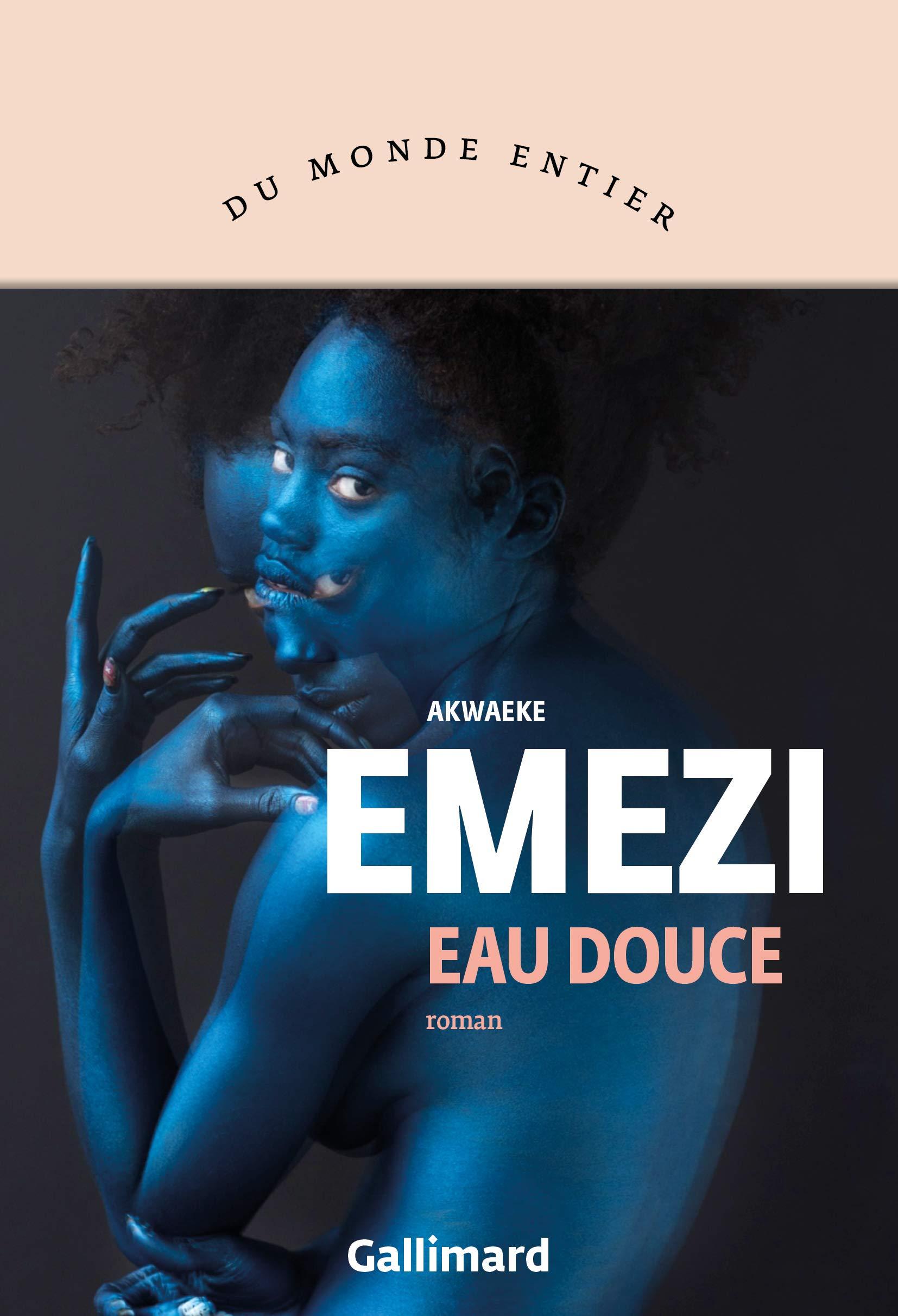 couverture d'Eau Douce d'Akwaeke Emezi