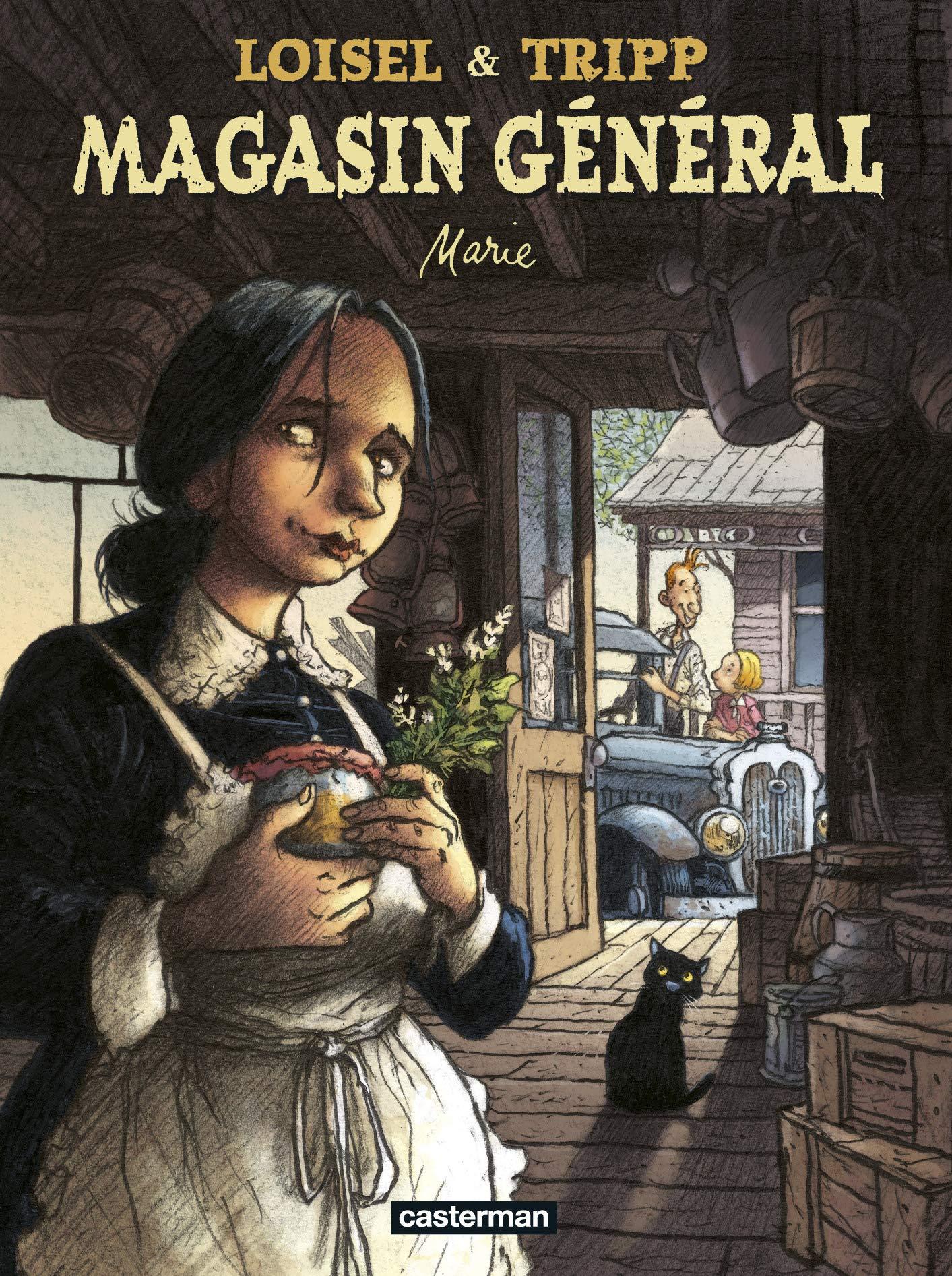 couverture de la bande-dessinée Magasin Général