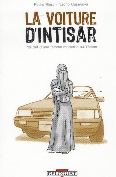 ouverture de la bande-dessiné La Voiture d'Intisar