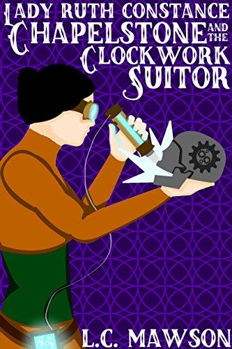 couverture de Lady Ruth Constance Chapelstone Chronicles de L.C. Mawson