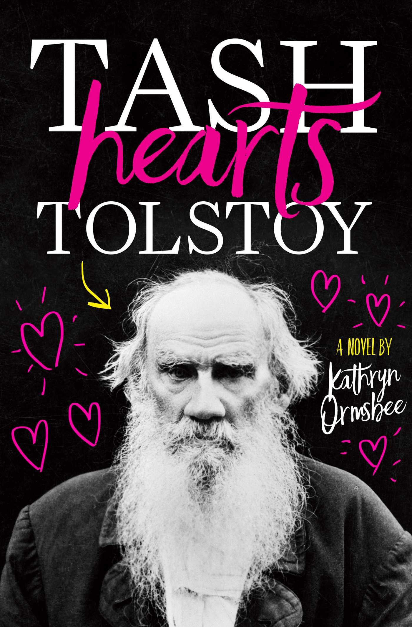 couverture de Tash Hearts Tolstoy de Kathryn Ormsbee