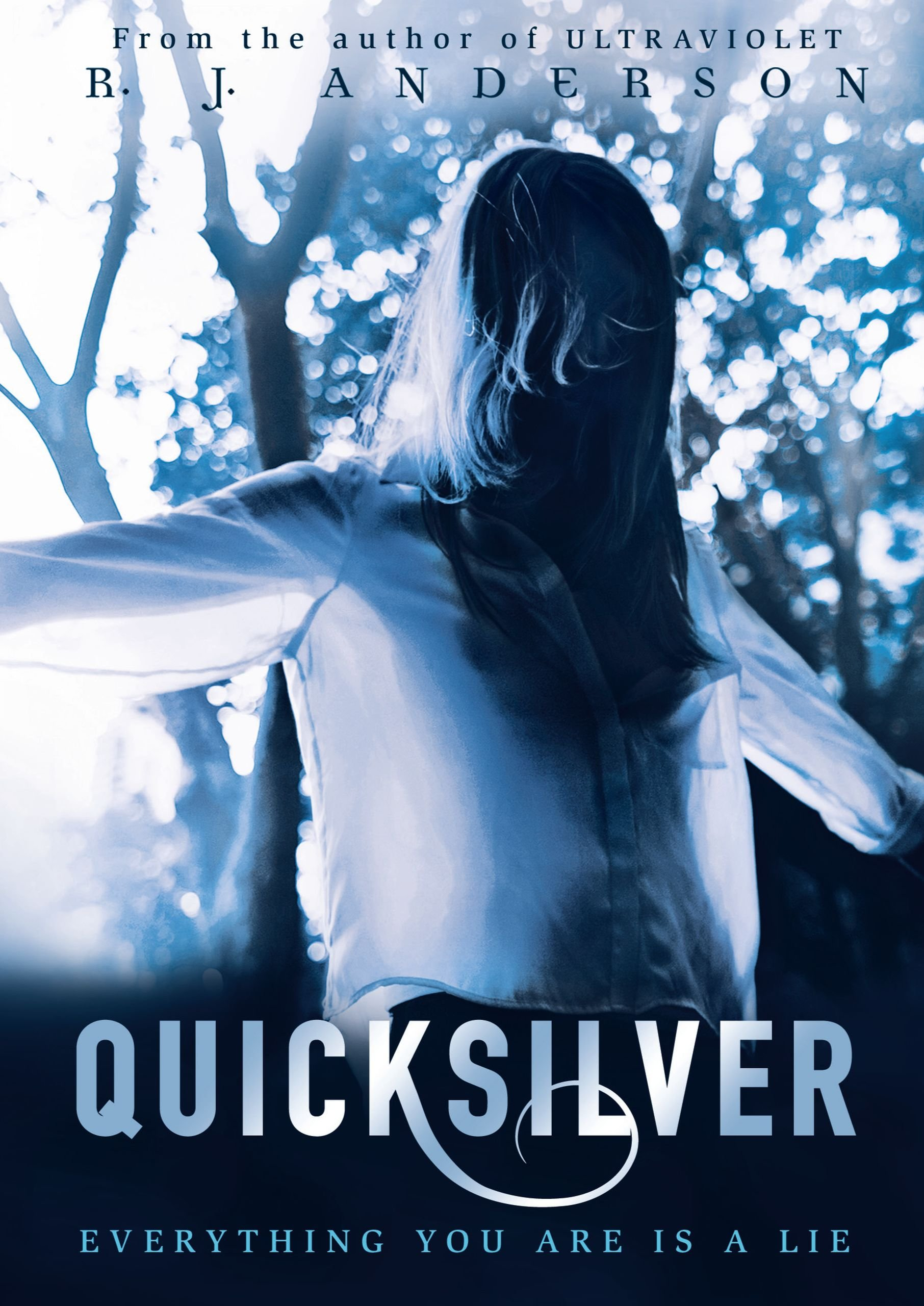 couverture de Quicksilver de R.J. Anderson