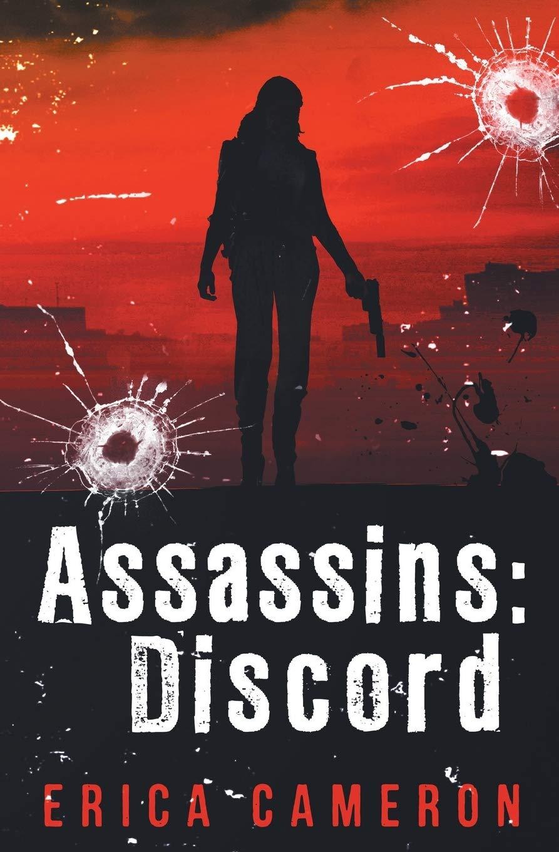 couverture de Assassins tome 1 : Discord d'Erica Cameron
