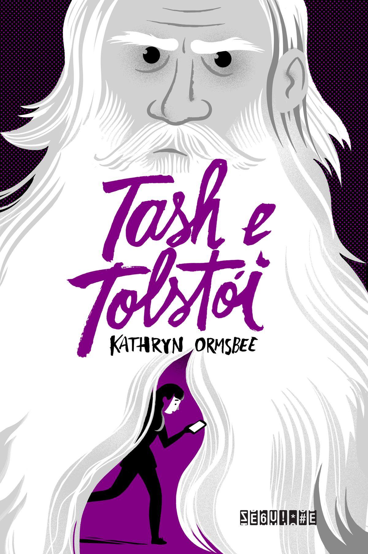 couverture étrangère de Tash Hearts Tolstoy de Kathryn Ormsbee