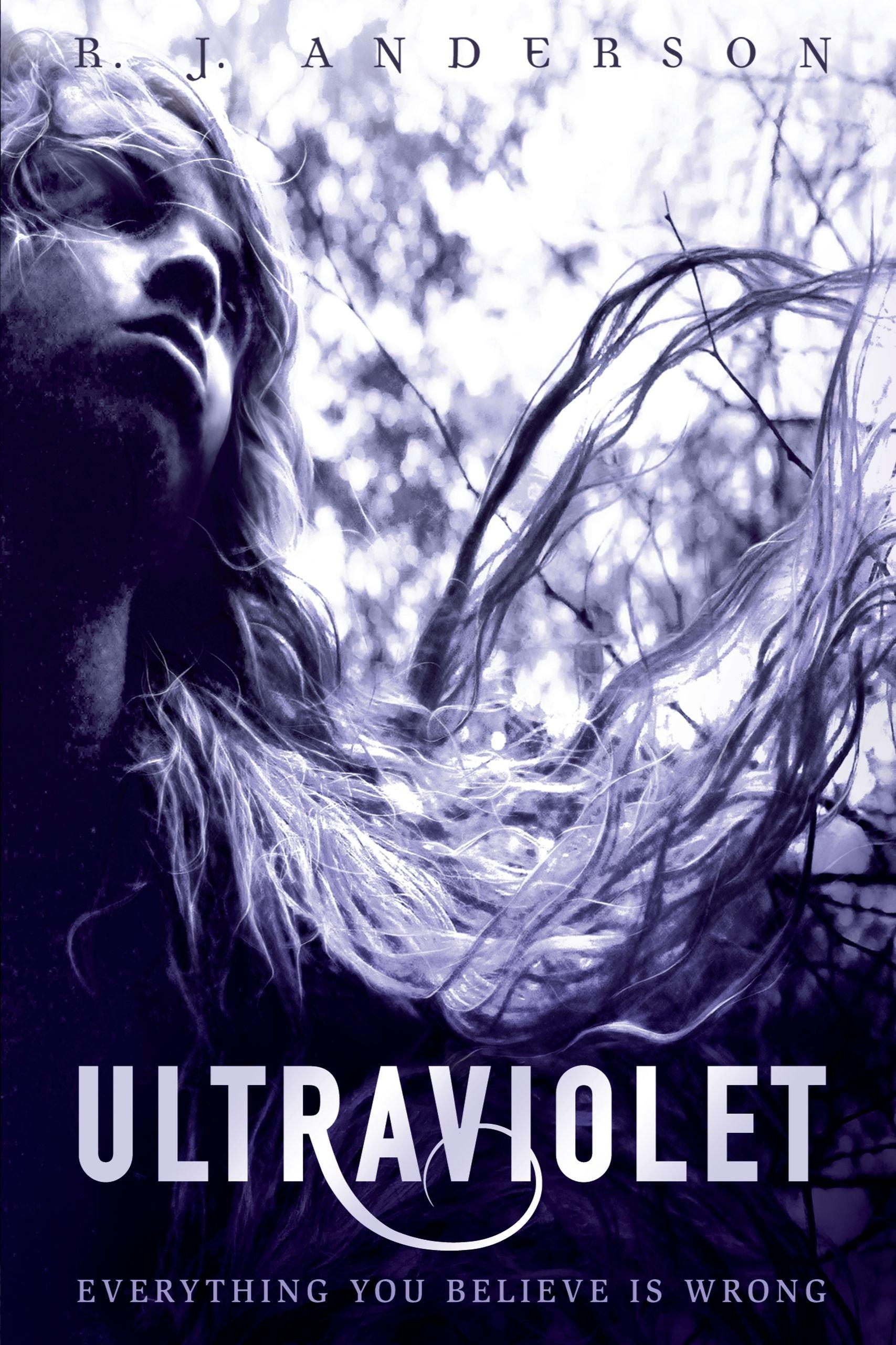 couverture de Ultraviolet de R.J. Anderson