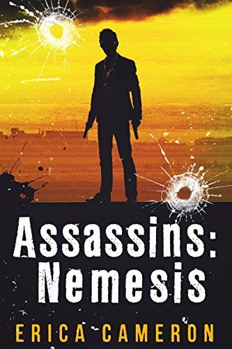 couverture de Assassins tome 1 : Nemesis d'Erica Cameron