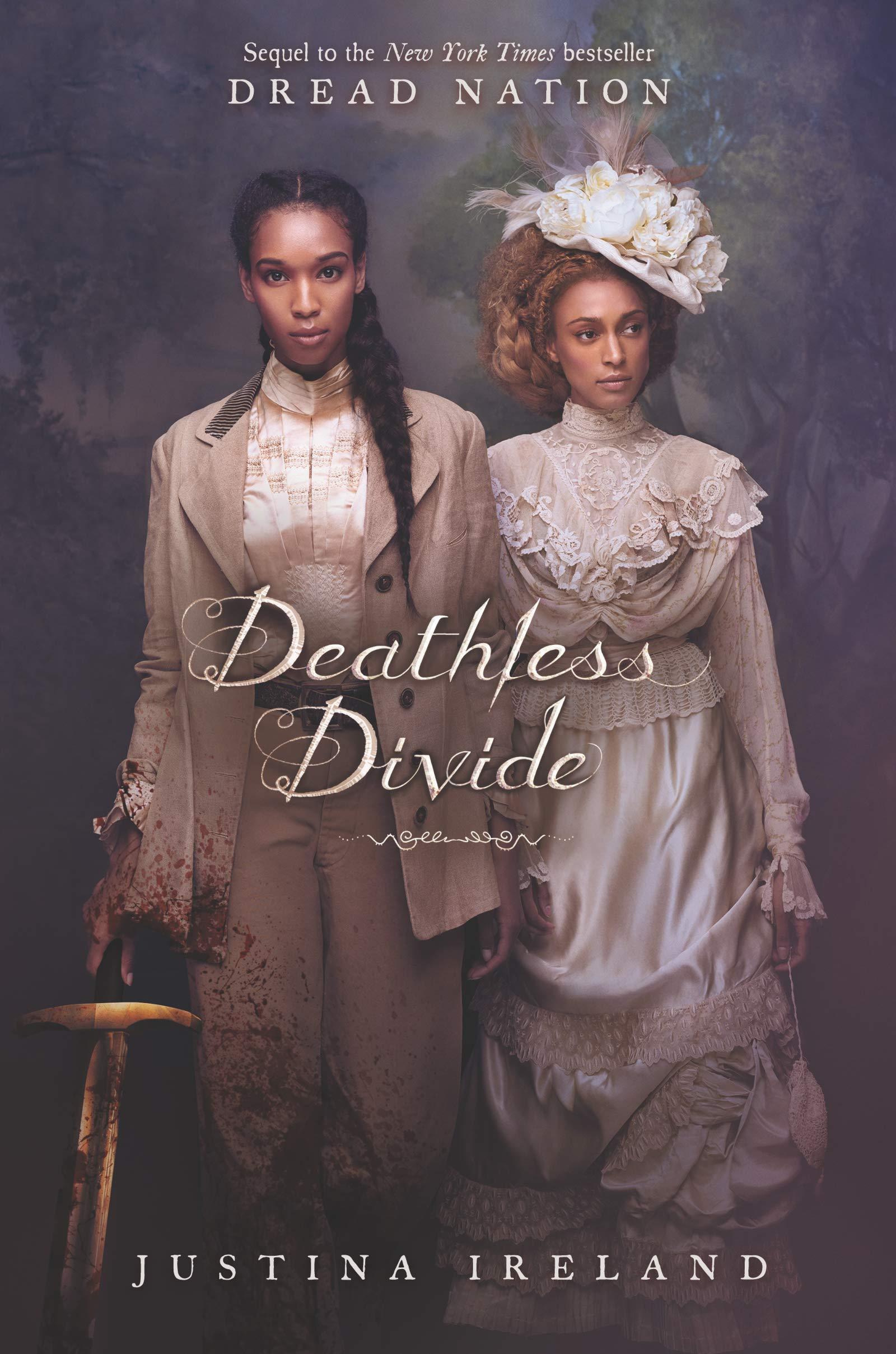 couvertures de Deathless Divide de Justina Ireland