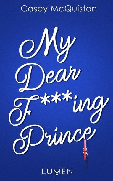 couverture de My dear f***cking Prince