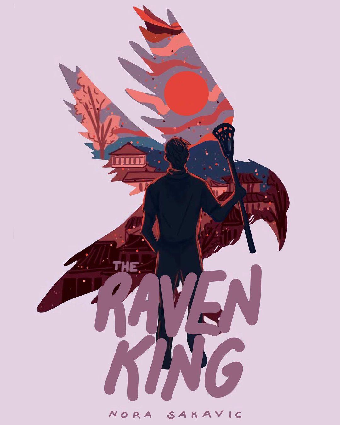 couverture alternative de The Raven King