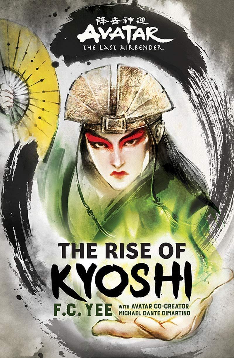 couverture de The Rise of Kyoshi de F.C. Yee