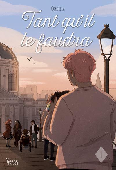 couverture du tome 1 de Tant qu'il le Faudra de Cordélia