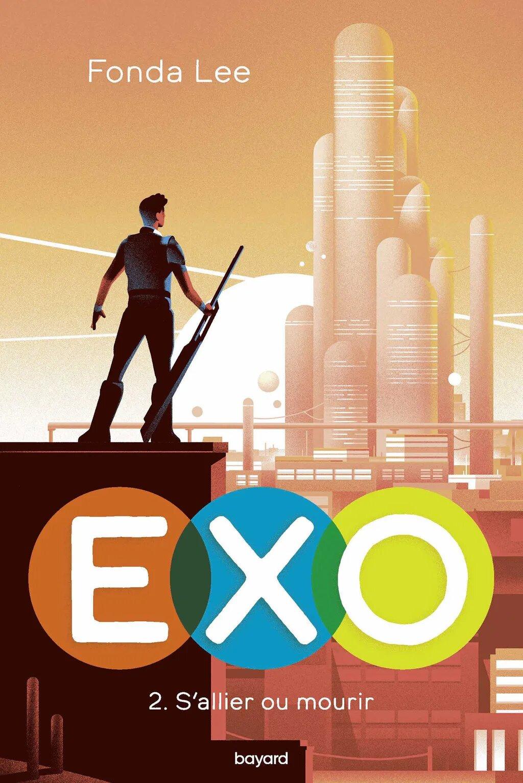 couverture française de Exo tome 2
